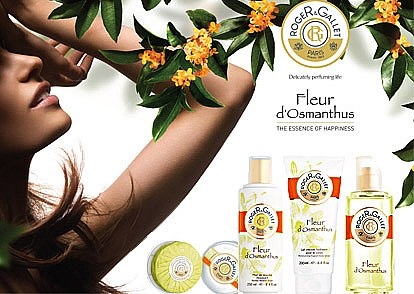 Crème au beurre de karité pour mains et ongles - Roger & Gallet Fleur d'Osmanthus Hand & Nail Cream — Photo N4
