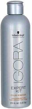 Fluide détachant taches de coloration sur la peau - Schwarzkopf Professional Igora Color Remover — Photo N1