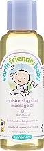 Parfums et Produits cosmétiques Huile de massage hydratante pour bébé - Earth Friendly Baby Moisturising Shea Massage Oil