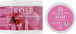 Parfums et Produits cosmétiques Crème à l'extrait de rose pour visage (mini) - Bulgarian Rose Concrete