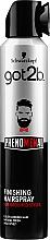 Parfums et Produits cosmétiques Laque cheveux - Schwarzkopf Got2b Phenomenal Finishing Hairspray