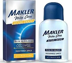 Parfums et Produits cosmétiques Fluide après-rasage - Makler Attraction After Shave