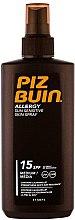 Parfums et Produits cosmétiques Spray solaire pour le corps - Piz Buin Allergy Spray Spf15