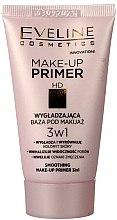 Parfums et Produits cosmétiques Base de maquillage lissante 3 en 1 - Eveline Cosmetics Smoothing Make-up Primer 3v1
