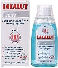 Parfums et Produits cosmétiques Bain de bouche - Lacalut White