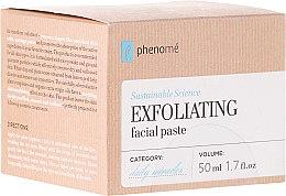 Parfums et Produits cosmétiques Pâte exfoliante à la poudre de riz pour visage - Phenome Exfoliating Facial Pasta