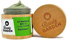 Parfums et Produits cosmétiques Masque bio au concombre pour visage - Beauty Garden Cucumber Face Mask