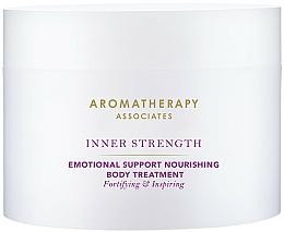 Parfums et Produits cosmétiques Traitement à l'huile de rose pour corps - Aromatherapy Associates Inner Strength Emotional Support Nourish Body Treatment