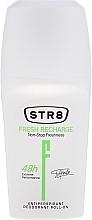 Parfums et Produits cosmétiques Déodorant roll-on anti-transpirant 48h - STR8 Fresh Recharge Antiperspirant Deodorant Roll-on