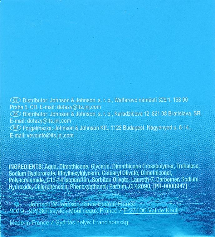 Gel à l'acide hyaluronique pour visage - Neutrogena Hydro Boost Water Gel For Normal & Combination Skin — Photo N3