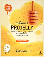 Parfums et Produits cosmétiques Masque tissu à l'extrait de miel pour visage - Mediheal Meience Projelly Mask