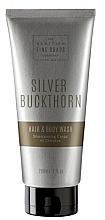 Parfums et Produits cosmétiques Shampooing pour corps et cheveux - Scottish Fine Soaps Silver Buckthorn Hair & Body Wash