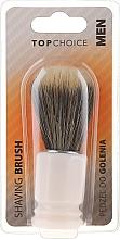Parfums et Produits cosmétiques Blaireau de rasage 30321, blanc - Top Choice
