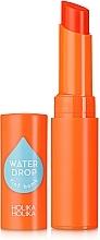 Parfums et Produits cosmétiques Holika Holika Water Drop Tint Bomb - Rouge à lèvres à l'eau oxygénée de Jeju et extrait de papaye