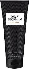 Parfums et Produits cosmétiques David Beckham Classic Hair & Body Wash - Shampooing et gel douche