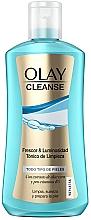 Parfums et Produits cosmétiques Lotion tonique adoucissant au betaine pour visage - Olay Cleanse Tonic Freshness & Brightness