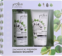 Parfums et Produits cosmétiques Polka Birch Tree - Set (shampooing/400ml + masque/200ml)