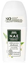 Parfums et Produits cosmétiques Déodorant roll-on sans alcool - N.A.E. Delicatezza Deodorant