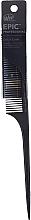 Parfums et Produits cosmétiques Peigne à crêper, noir - Wet Brush Pro Epic Carbonite Tail Comb