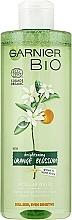 Parfums et Produits cosmétiques Eau micellaire à la fleur d'oranger bio pour visage - Garnier Bio Brightening Organic Orange Blossom Micellar Water