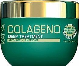 Parfums et Produits cosmétiques Masque au collagène pour les cheveux - Kativa Colageno Deep Treatment