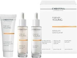Parfums et Produits cosmétiques Christina Forever Young - Coffret (sérum/30ml + sérum/30ml + crème/50ml)