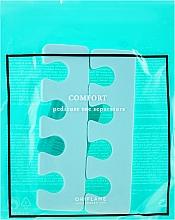 Parfums et Produits cosmétiques Séparateurs d'orteils, menthe - Oriflame Pedicure Toe Separators
