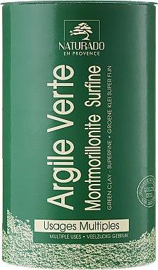 Argile verte cosmétique - Naturado Green Clay
