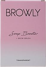 Parfums et Produits cosmétiques Sourcils avec du savon + goupillon - Browly Soap Booster