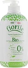 Parfums et Produits cosmétiques Savon liquide à l'aloe vera bio - Parisienne Italia Fiorile BIO Aloe Vera Liquid Soap