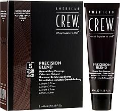 Parfums et Produits cosmétiques Kit de coloration de cheveux pour hommes - American Crew Precision Blend Shades