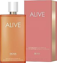 Parfums et Produits cosmétiques Hugo Boss Boss Alive - Gel douche