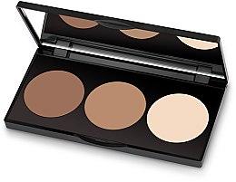 Parfums et Produits cosmétiques Palette contouring visage - Golden Rose Contour Powder Kit