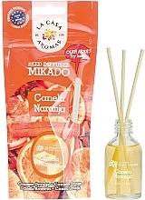 Parfums et Produits cosmétiques Bâtonnets parfumés, Cannelle et Orange - La Casa de Los Aromas Mikado Reed Diffuser
