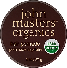 Parfums et Produits cosmétiques Pommade pour cheveux secs et indisciplinés - John Masters Organics Hair Pomade