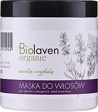 Parfums et Produits cosmétiques Masque à l'huile de lavande pour cheveux - Biolaven Organic Hair Mask