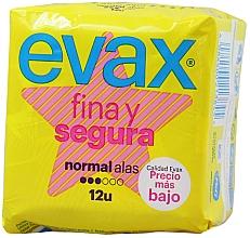 Parfums et Produits cosmétiques Protège-slips hygiéniques avec ailes - Evax Fina & Segura