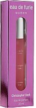 Parfums et Produits cosmétiques Christopher Dark Woman Eau De Furie - Eau de Parfum (mini)