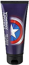 Parfums et Produits cosmétiques Gel douche - Marvel Captain America Shower Gel