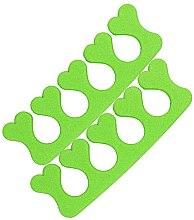 Parfums et Produits cosmétiques Séparateur orteils 00524, bleu vert - Ronney Professional Finger Separator