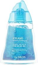 Parfums et Produits cosmétiques Gel à l'acide lactique pour visage - The Saem Iceland Hydrating Soothing Gel
