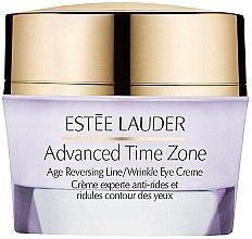 Parfums et Produits cosmétiques Crème à l'extrait de beurre de karité pour contour des yeux - Estee Lauder Advanced Time Zone Age Reversing Line/Wrinkle Eye Creme