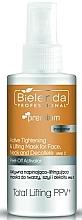 Parfums et Produits cosmétiques Masque liftant pour visage, cou et décolleté - Bielenda Professional Premium Total Lifting PPV+ Activator