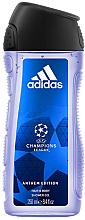 Parfums et Produits cosmétiques Gel douche pour corps et cheveux - Adidas Anthem Edition UEFA Shower Gel