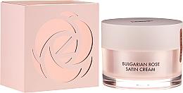 Parfums et Produits cosmétiques Crème à la rose bulgare et beurre de karité pour visage - Heimish Bulgarian Rose Satin Cream