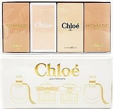 Parfums et Produits cosmétiques Chloe Women - Coffret cadeau (eau de parfum/3x5ml + eau de toilette/5ml)