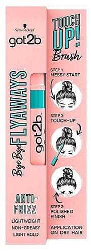 Mascara pour cheveux - Schwarzkopf Got2b Bye Bye Flayaways Touch Up Brush