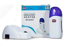 Parfums et Produits cosmétiques Rouleau réchauffeur de cire dépilatoire RE00003 - Ronney Professional Epilators Heater
