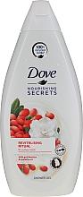 Parfums et Produits cosmétiques Gel douche revitalisant à l'extrait de baies de goji et huile de camélia - Dove Nourishing Secrets Revitalising Ritual Goji Berries Shower Gel