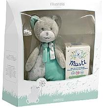 Parfums et Produits cosmétiques Mustela Musti - Set (eau de toilette/50ml + jouet)